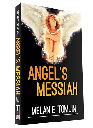 Angel's Messiah 3D Book Cover
